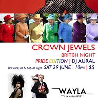 CROWN JEWELS: Pride Edition
