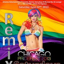 REMIX SATURDAYS PRIDE FEST