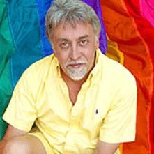 Island Pride Party with Gilbert Baker, Creator of the Rainbow Flag