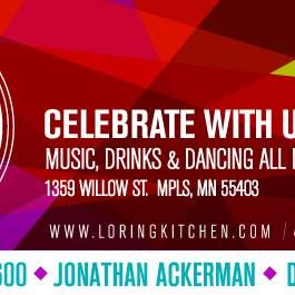 2013 Pride Fest At Loring Kitchen & Bar