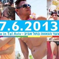 March with English-speakers in Tel Aviv Pride