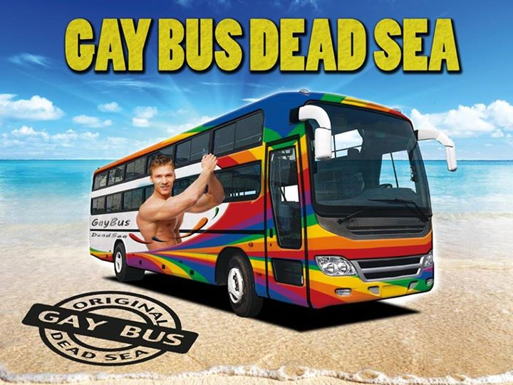 The Gay Bus 16