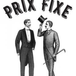 Image result for wednesday prix fixe