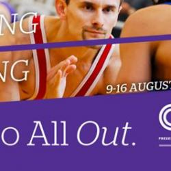 Wrestling and Grappling - Gay Games 9