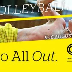 Beach Volleyball - Gay Games 9