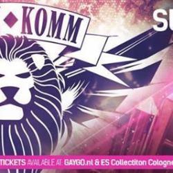 GREEN KOMM Csd Pride Circuit Special