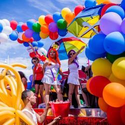 Albuquerque Pride Parade 2016 presented by T-Mobile