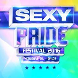 SEXY PRIDE FESTIVAL 2016 feat. SEXY ★ XLSIOR ★ REVOLVER XXL ★ GRAVITY ★ MOUSSA's TEA DANCE ★ BABYLON POOL PARTY (1.7.-4.7.16)