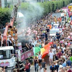 Antwerp Pride 2016