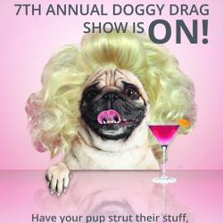 Doggy Drag Show at Twin Cities Pride