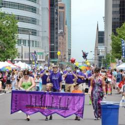 LGBT Family Day at Denver PrideFest