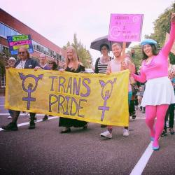 The Portland Trans Pride March 2016 by Greater Portland Trans Unity