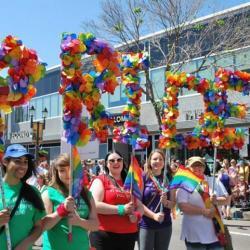 Edmonton Pride Parade 2016: Dive Into Pride!