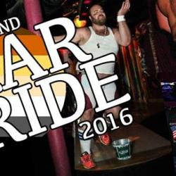 BEARS BARE IT ALL for CHARITY 2016 - BEAR PRIDE 2016