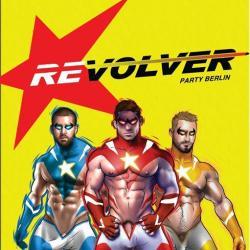 Revolver Party - Official Berlin Gay Pride (CSD) 2016 Opening Party