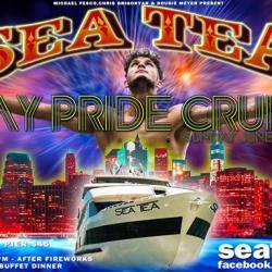 Gay Pride Fireworks Cruise