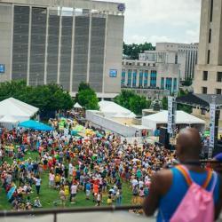 Nashville Pride Concert, Festival and Equality Walk