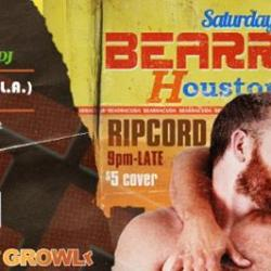 This Saturday! Bearracuda Houston Pride: Upgraded by GROWLr