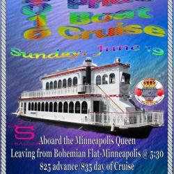 ICOM 2016 Pride Boat Cruise