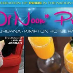 Crack of Noon Parade Day Pride Brunch