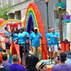 Philadelphia Pride Day 2016