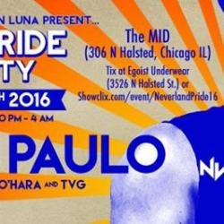Chicago Pride w/ DJ Paulo at The MID