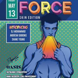FORCE SKIN - Pride Edition