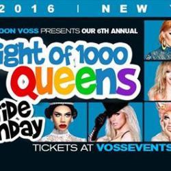 Drag Race Pride: Night of 1000 Queens