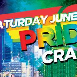 Pride Crawl 2016 (Limited $7 Tickets Available)