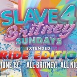 Slave 4 Britney Sundays Extended PRIDE Edition!