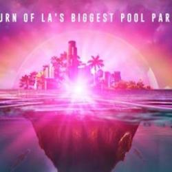 Los Angeles Pride MAGIC: SpLAash 2016 ILLUSION Pool Party