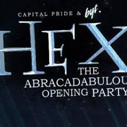 Cap Pride & BYT Present: HEX - The Abracadabulous Opening Party!