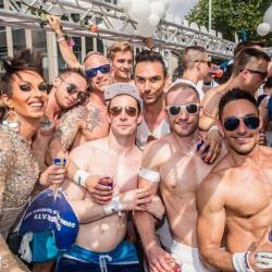 SEXY & Revolver XXL at ColognePride Street Festival