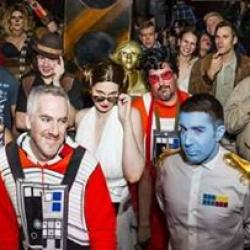 All Geeks: Capital City Pride, Star Wars Style!