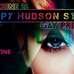 GAY PRIDE DAY: Occupy Hudson Street