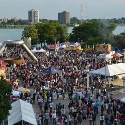 Motor City Pride Weekend at Briggs
