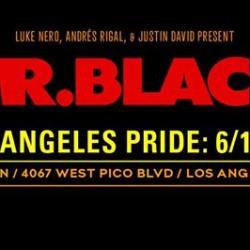MR BLACK - Pride - ERIKA JAYNE LIVE