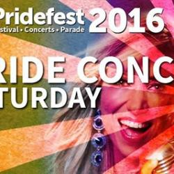 Saturday Capital City Pride Concert