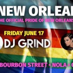 New Orleans Pride 2016 at Oz