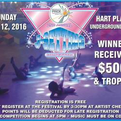 Motor City Pride 2016 : 2nd Annual J-Setting Competition!