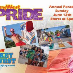 Key West Pride Parade!