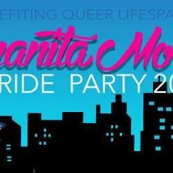 Juanita MORE! Pride Party 2016