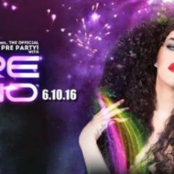 Adore Delano : Official Motor City Pride Pre-Party at Necto!