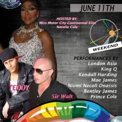Motor City Pride after Party!