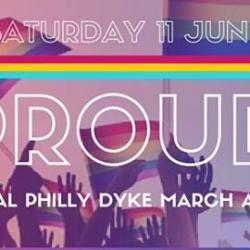 ► ► PROUD AF: The B2B Pride Party & Philly Dyke March Afterparty! ◄◄