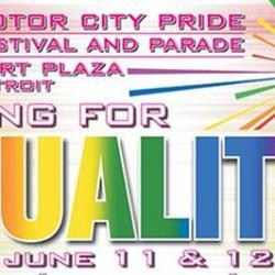 Motor City Pride Festival 2016