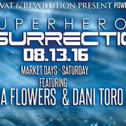 Superhero Resurrection-Market Days 2016