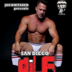 DILF San Diego Pride Out & Proud Men's Underwear/Jock Party