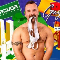 Bearracuda SF GAY PRIDE Underwear Party upgraded w/GROWLr!