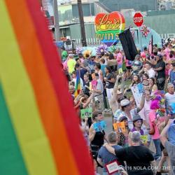 Rally: New Orleans PrideFest, Presented by The Phoenix